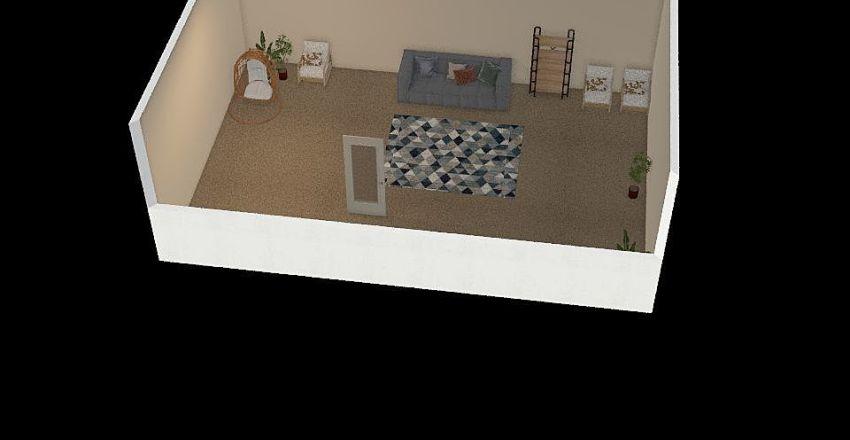 Humanities 10 Interior Design Render