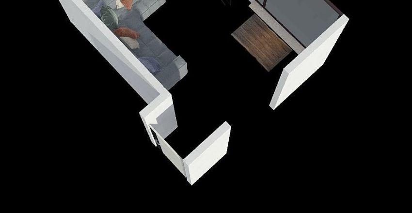 boravak Interior Design Render