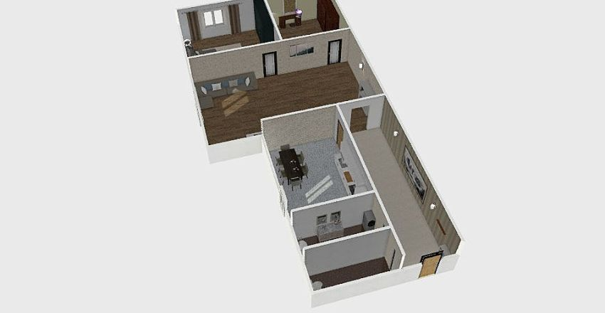 9 Interior Design Render