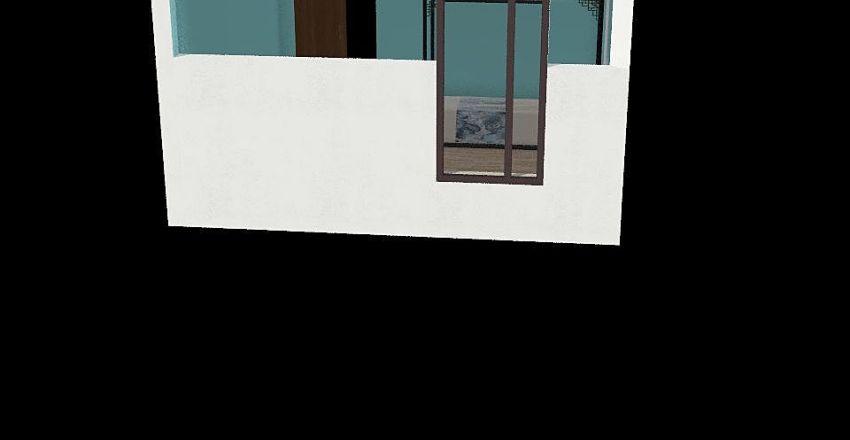 увац Interior Design Render