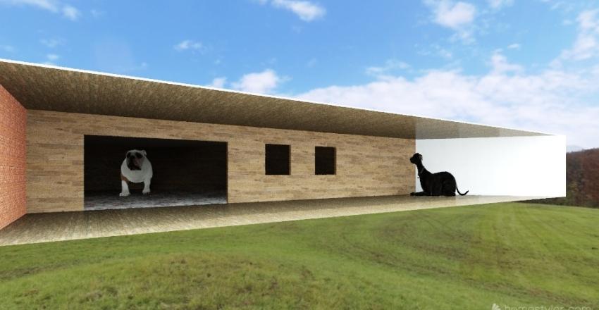 Caseta Interior Design Render
