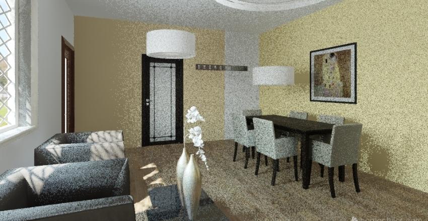 ARGUELLO Interior Design Render