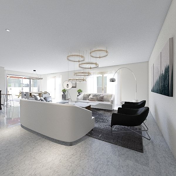 Maplewood - 101 (Vision) Interior Design Render