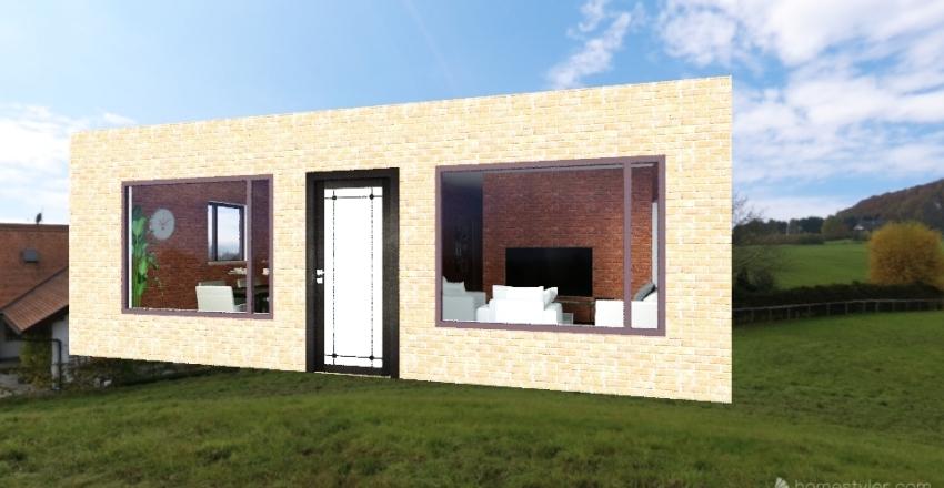 Cogua Interior Design Render