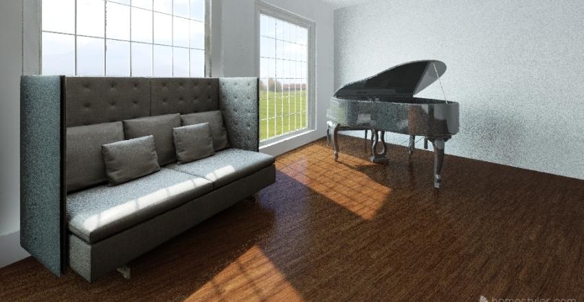 diseño de espacios comerciales Interior Design Render