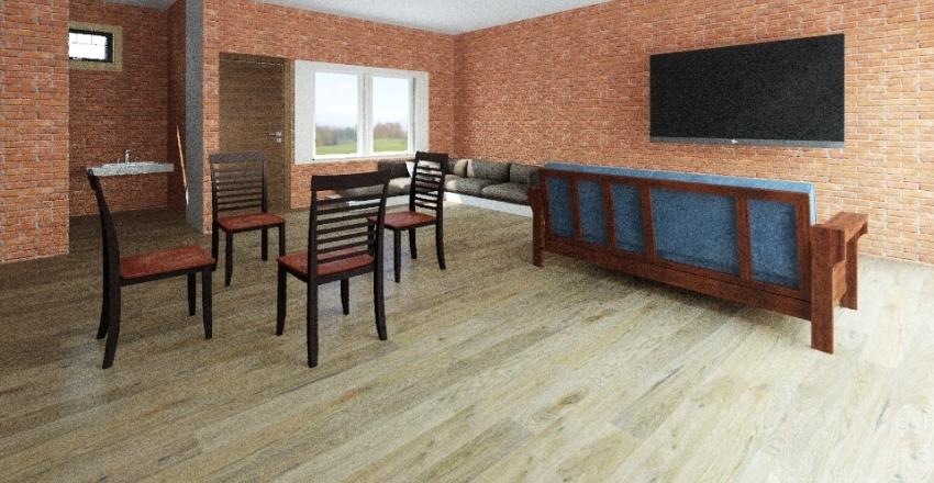 asturias Interior Design Render