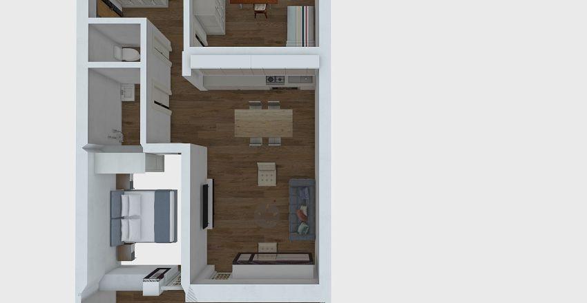 3-x Interior Design Render
