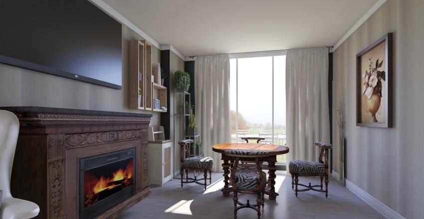 plan parter 1 new Interior Design Render