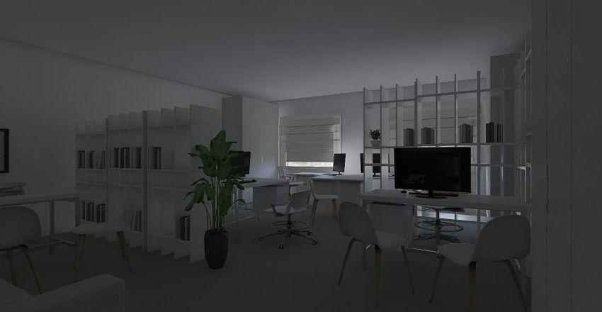 РК Interior Design Render