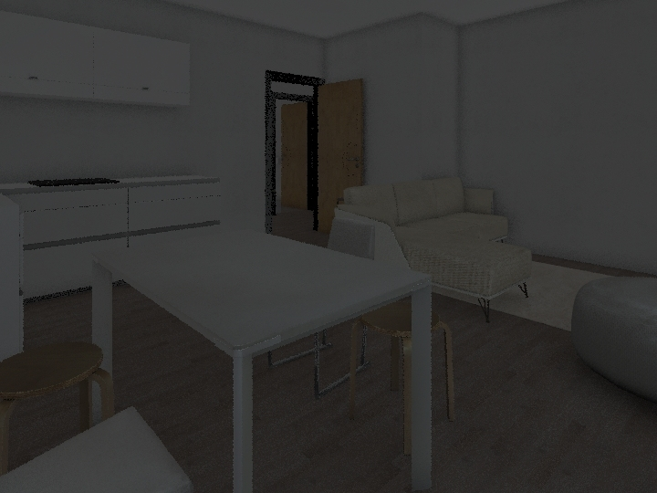 w3 Interior Design Render