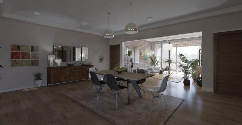 tipo1 Interior Design Render