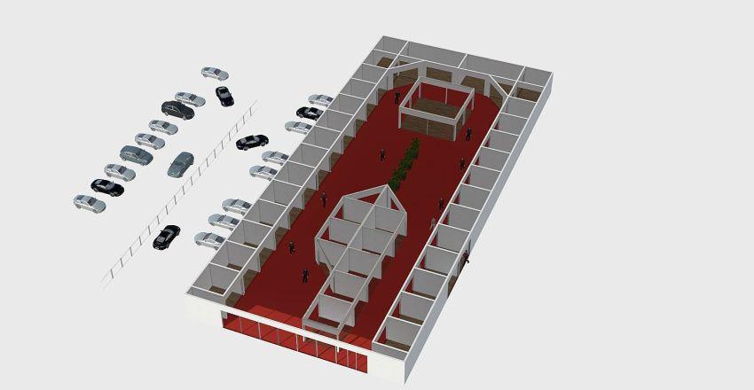 Lar Casa Mar Interior Design Render