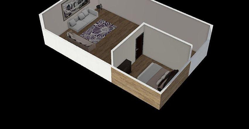 ADGAG Interior Design Render