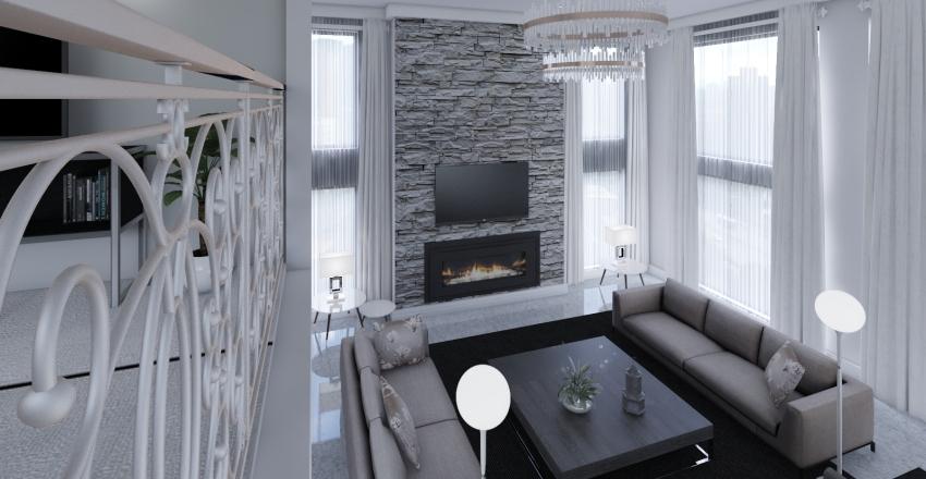 Doma Design II. Interior Design Render