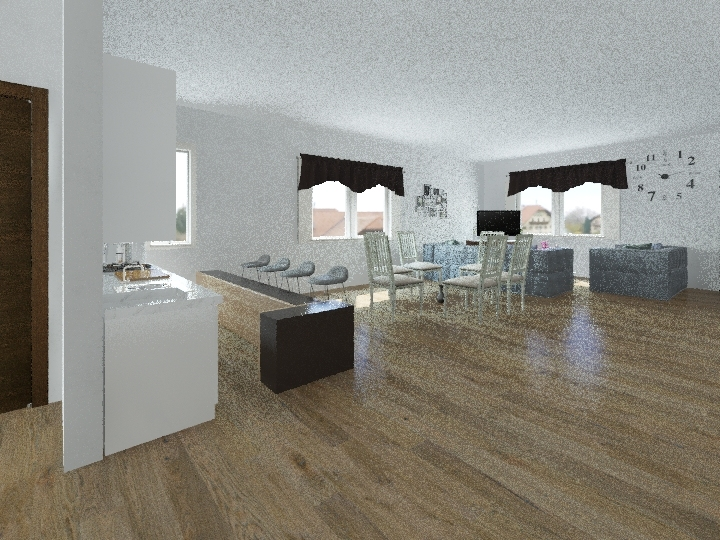 CASA VILLA LAURA Interior Design Render