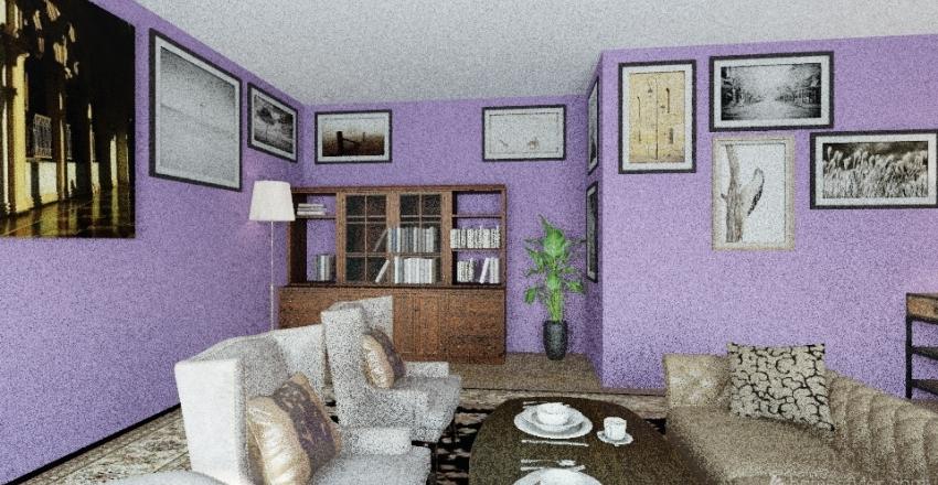 english country interior design style Interior Design Render