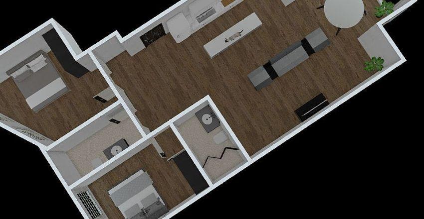 Ronda Guinardo Design 2 Interior Design Render