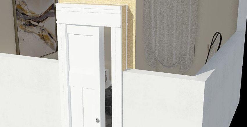 dormitori principal Interior Design Render