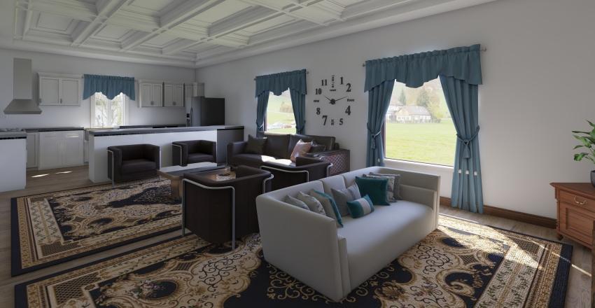 shomal Interior Design Render