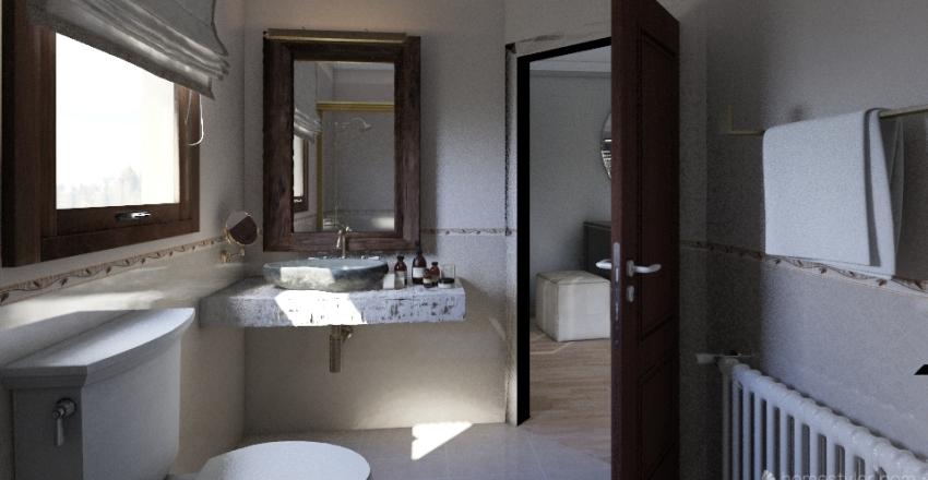 διαμερισμα Interior Design Render