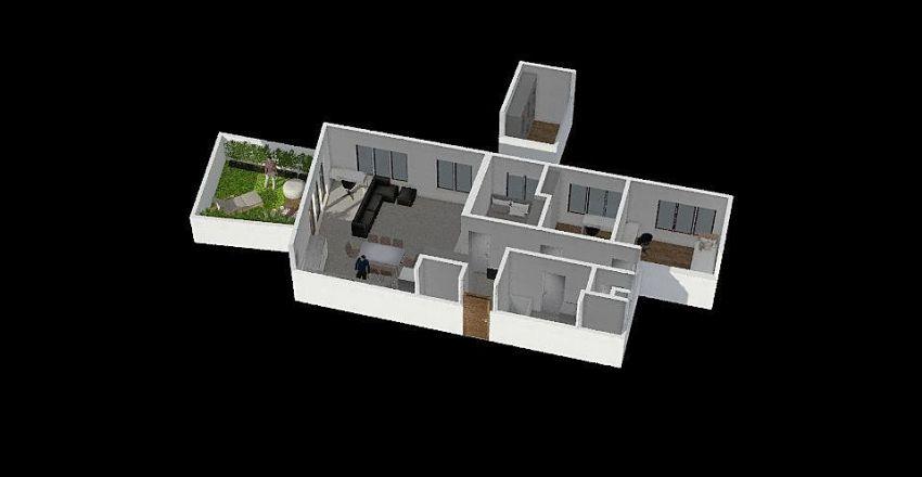 Warmińska Interior Design Render