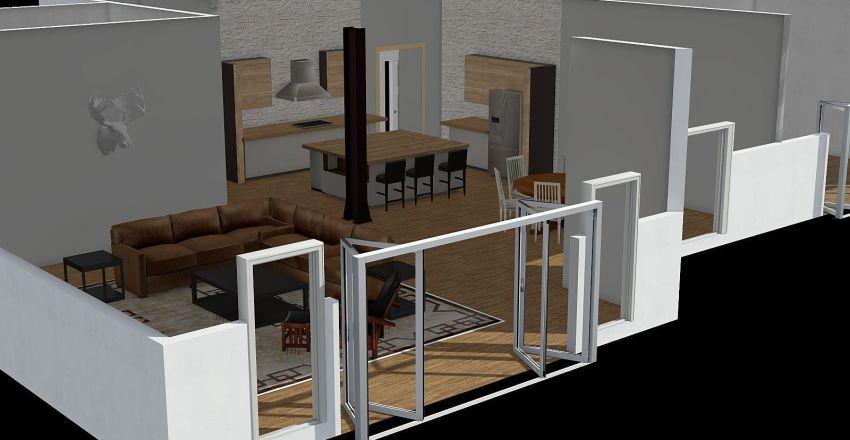 Eells  Interior Design Render