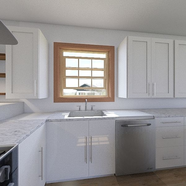 Kitchen2 Interior Design Render