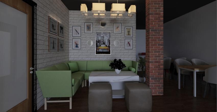BEYOND TEMP Interior Design Render