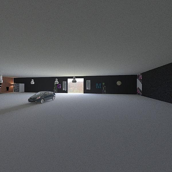 DETAILING AREA Interior Design Render