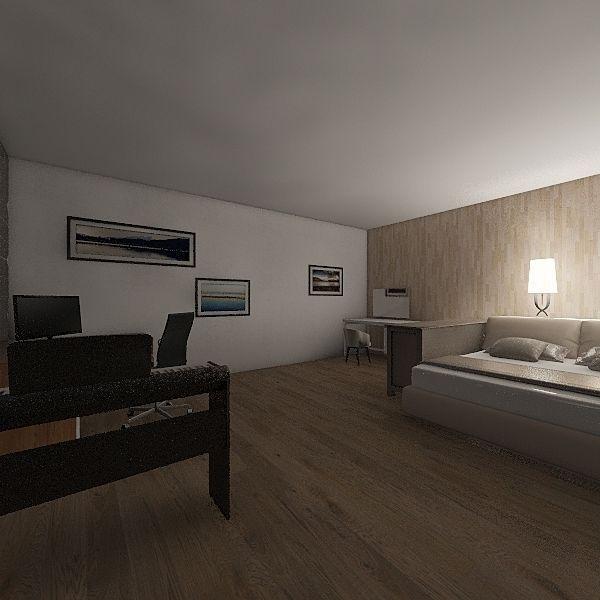 NasByt Interior Design Render