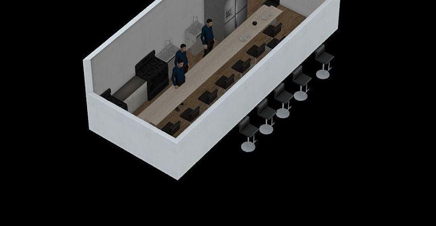 honten layout1 Interior Design Render
