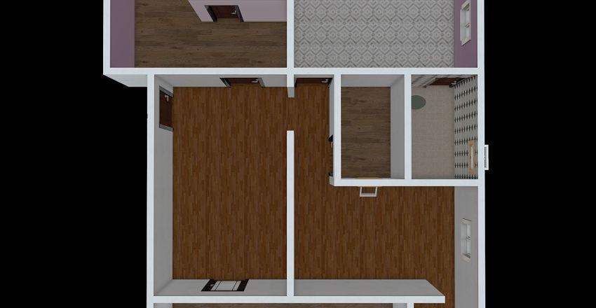 Nossa Casa Interior Design Render