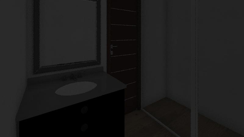авп Interior Design Render
