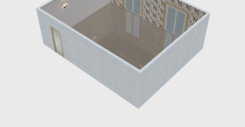 atrio papa Interior Design Render