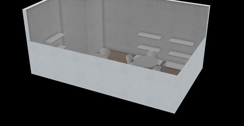 stand asc Interior Design Render