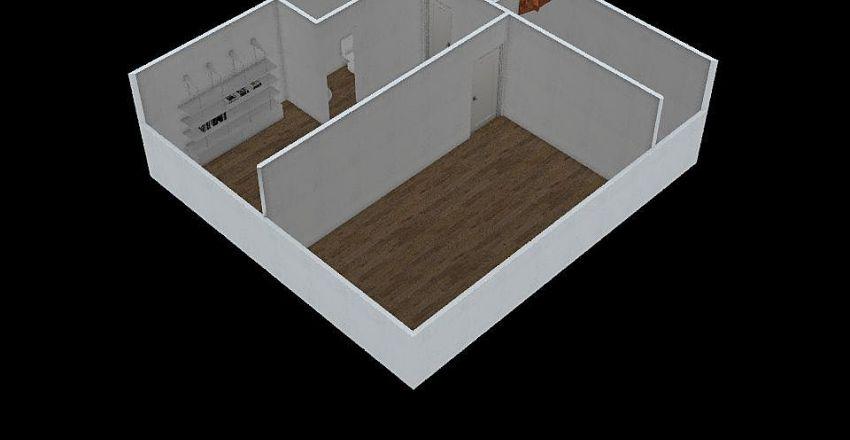 Floorplan 1 Interior Design Render