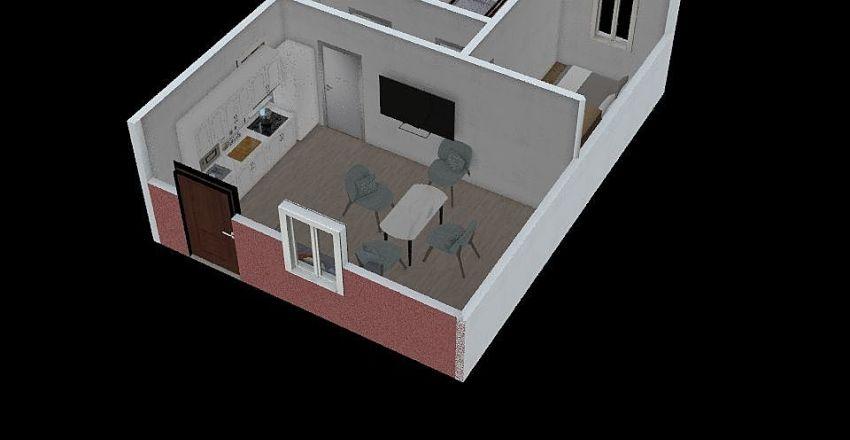 Casa Campo Interior Design Render