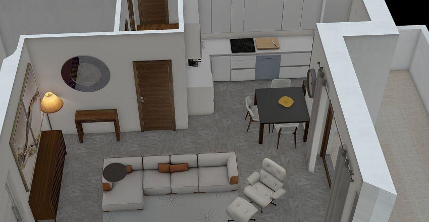 9F-PenisolaBis Interior Design Render