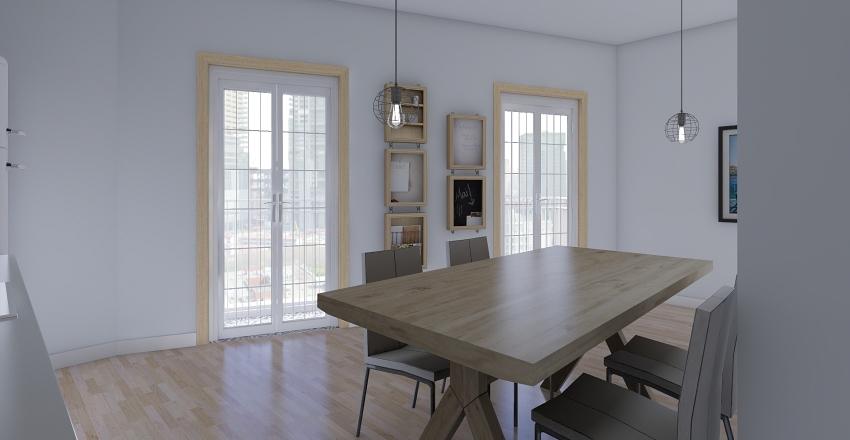manzanares 21- reforma 1 Interior Design Render