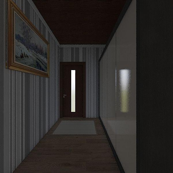My Dream's Bedroom Interior Design Render
