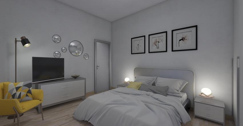 CASA_D'ASCENZI _2 Interior Design Render