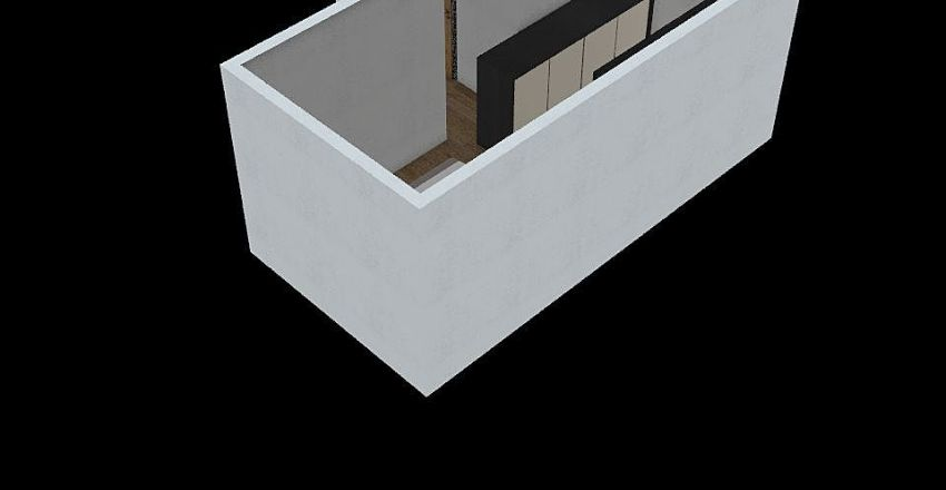 Suite parentale duplex haut_opt3 Interior Design Render