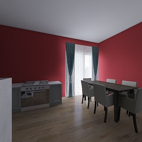 VIA TRIPOLI SOL.5 Interior Design Render