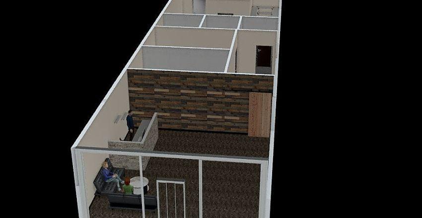 Shamen v1.2 Interior Design Render