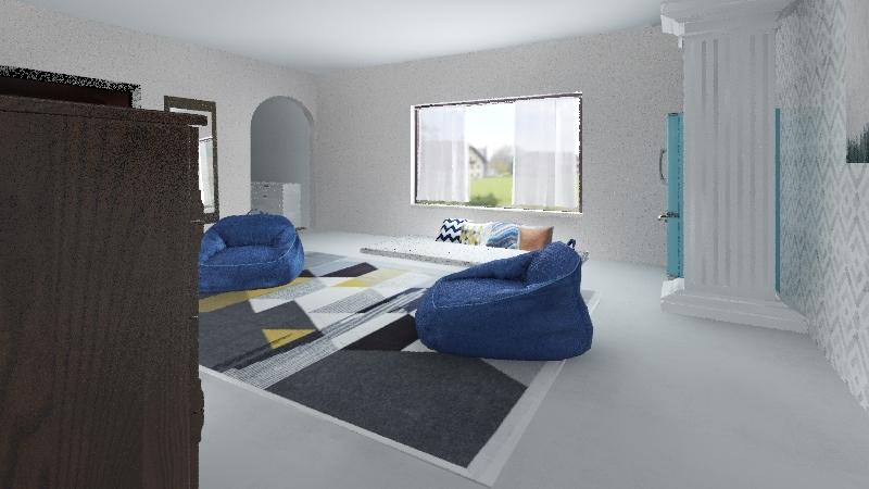 Home_redecorated Interior Design Render