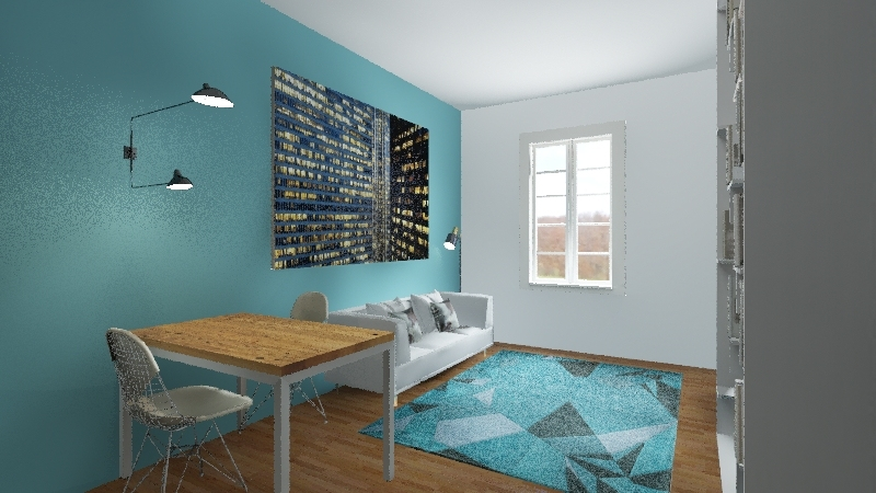 MEAUX 2 Interior Design Render