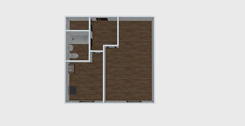 1-комн_0319 Interior Design Render