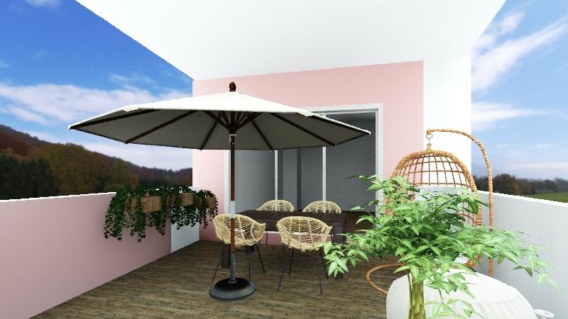 franceschino Interior Design Render
