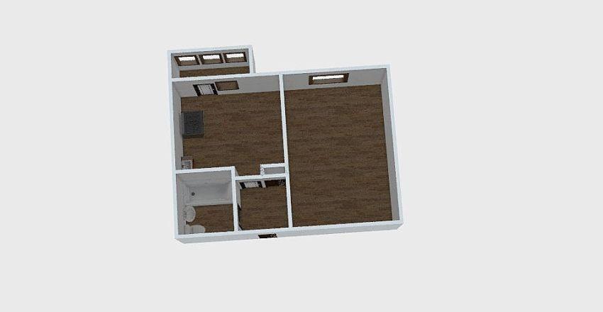 1-комн_0212_6 Interior Design Render