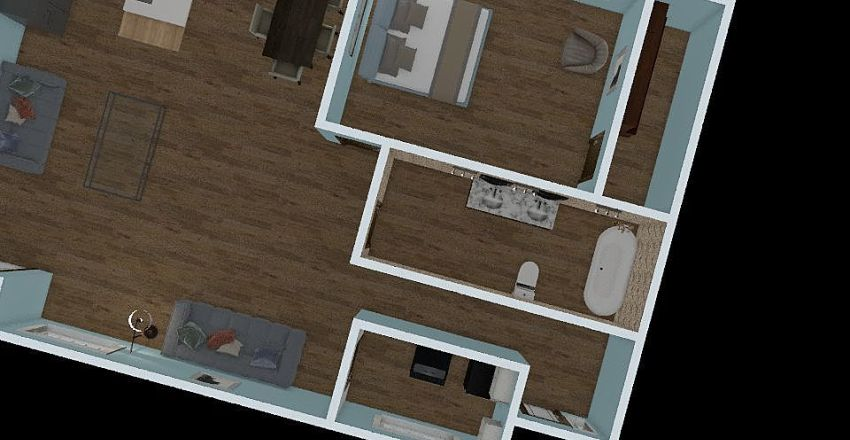 Amir's Future House Interior Design Render